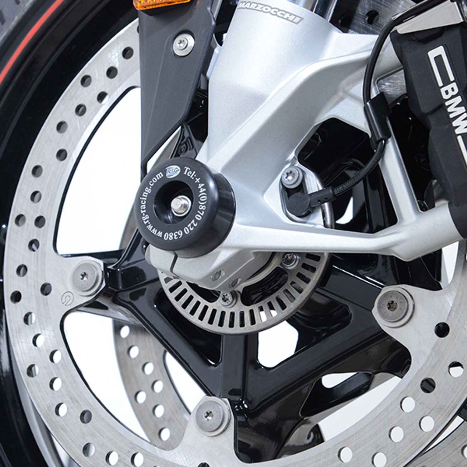 R/&G Fork Protectors for BMW S1000RR /'19-