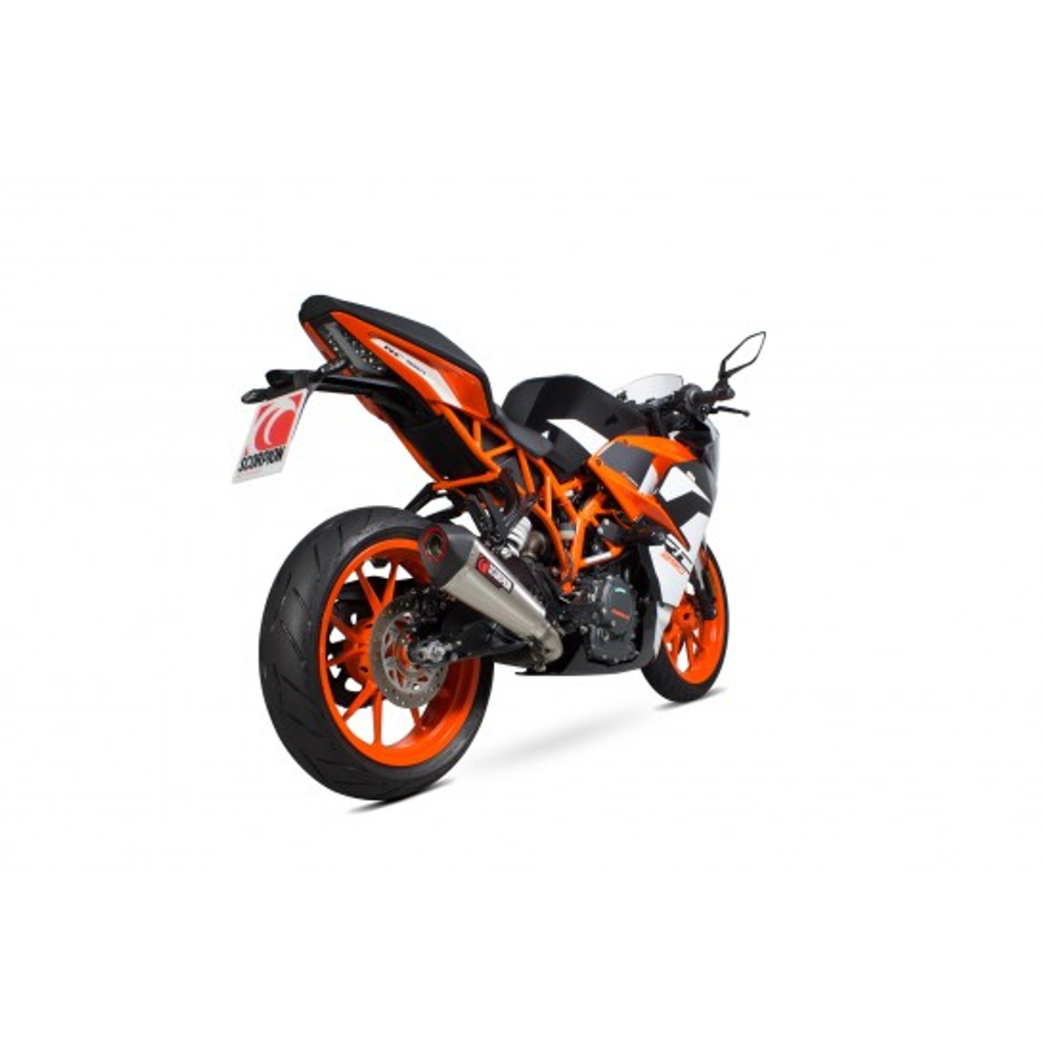 Scorpion Exhaust for KTM RC 390 17-
