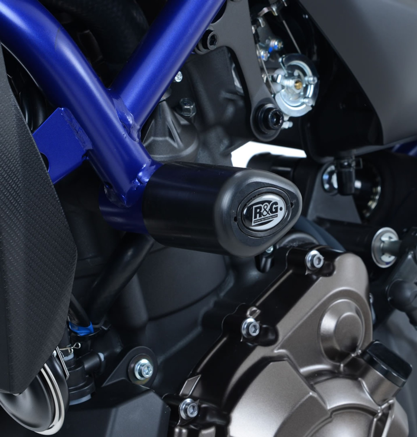and Tracer 700 /'16 R/&G RACING RADIATOR GUARD Yamaha MT-07 /'14- XSR700 /'16