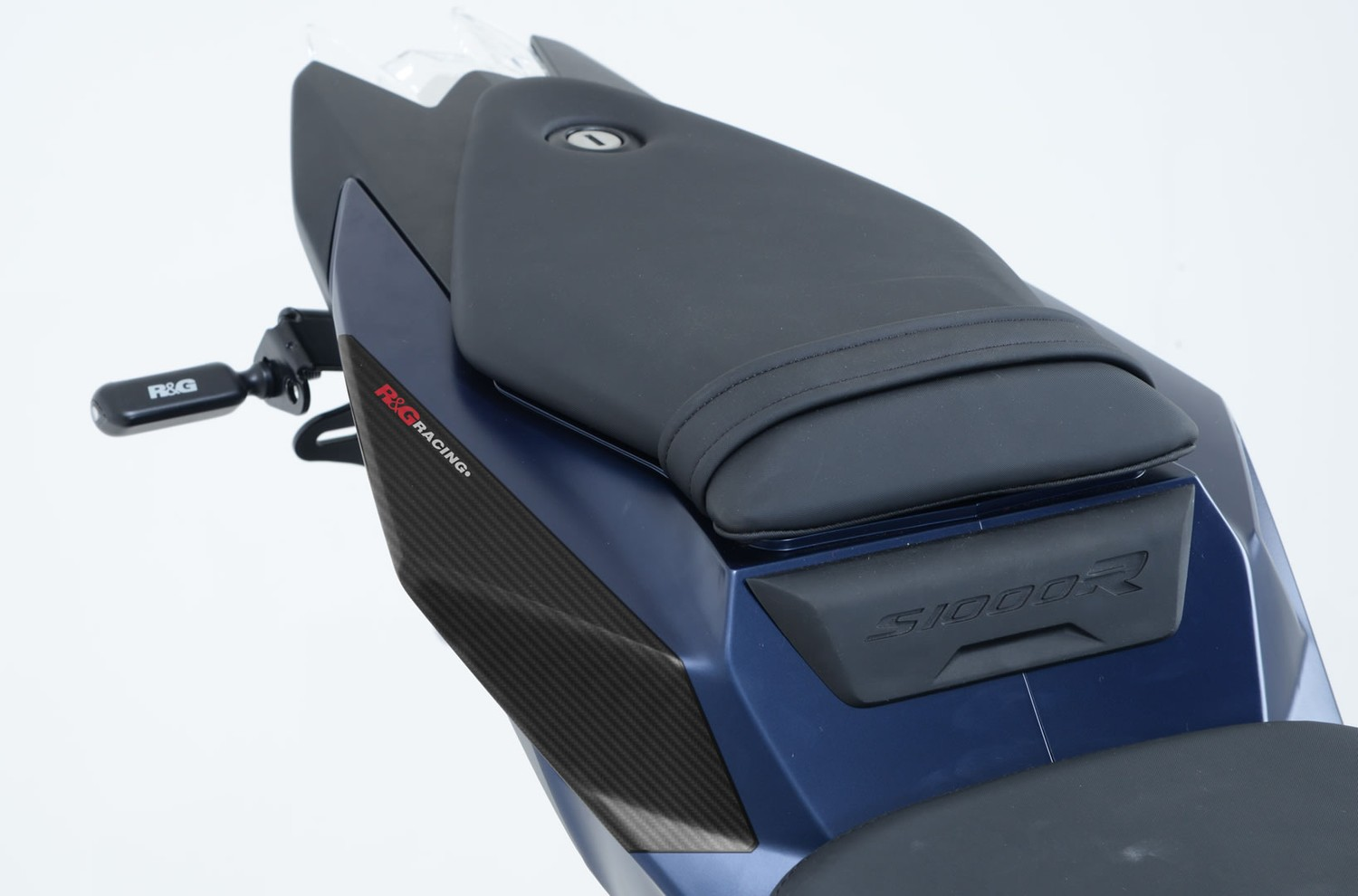 R/&G Carbon Kevlar Tail Sliders Compatible With BMW S1000RR 12-14 /& HP4 13-15