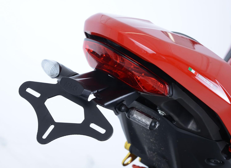 R/&GTail Tidy fender eliminator Ducati Hypermotard 796 /& 1100