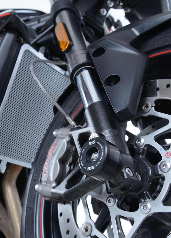 Street Triple S 765 18 /& Street Triple RS 765 18 Black R/&G Radiator Guard For Triumph Street Triple R 765 18