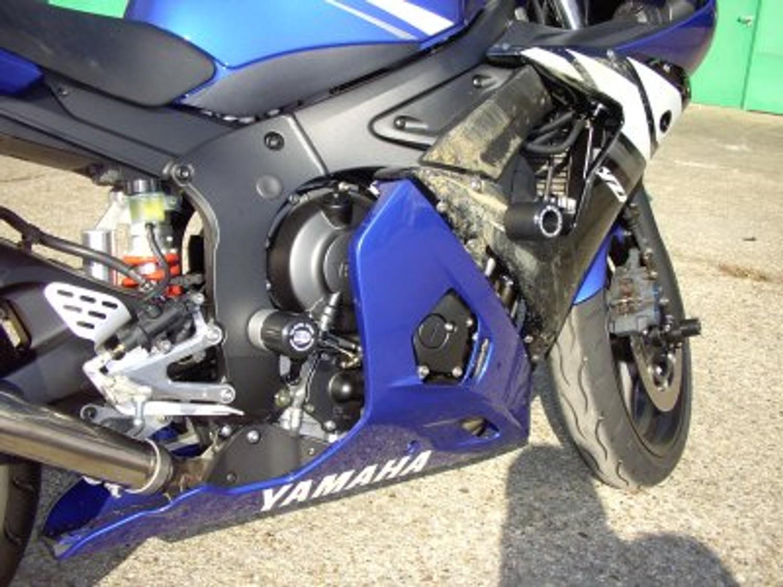 R/&G Fork Protector For Yamaha 2009 YZF-R1