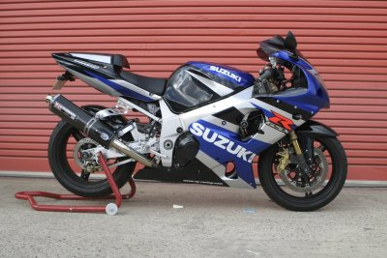 GSXR SRAD WT Race Crash Bobbins 600 750 Suzuki Track Day