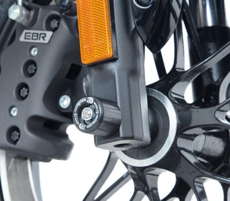 EBR 1190SX '14- Fork Protectors FP0163BK