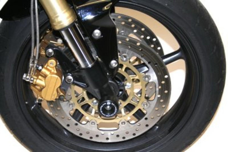 R/&G Racing Fork Protectors to fit Moto Guzzi 1200 Sport