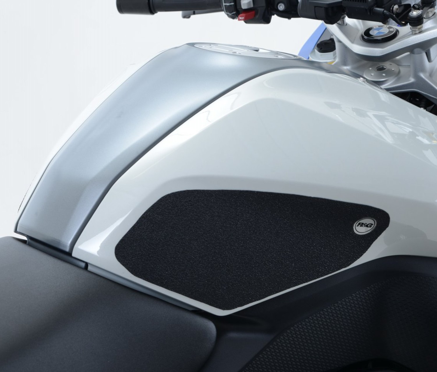 R/&G Racing Eazi-Grip Traction Pads Black to fit BMW K1200 R