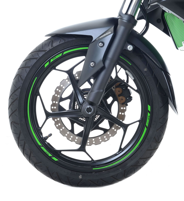 16-Piece Modular Motorcycle Rim Tape RIMTAPE RIMTAPE0001