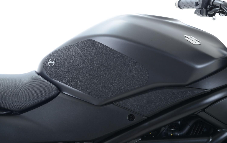 R/&G 2-Grip Tank Pads In Clear For Suzuki 2006 GSX-R600 K6