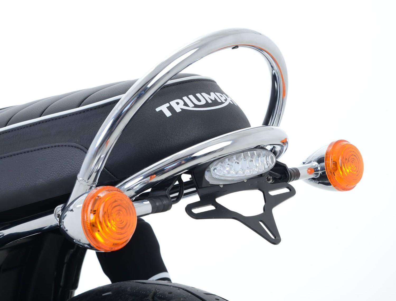 R/&G Tail Tidy Fender Eliminator For Triumph Bonneville Thruxton 900 /& Scrambler