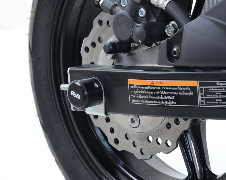 R&G Swingarm Protectors for the Kawasaki Z125 / Z125 Pro '16