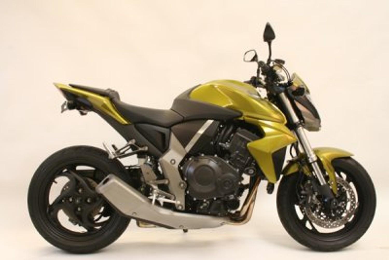 R/&G Racing Fork Protectors to fit Honda CB1000R 2008
