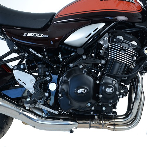 Handlebar Grips Kawasaki Z900RS Performance//Eliminator 125 Laser//Grey