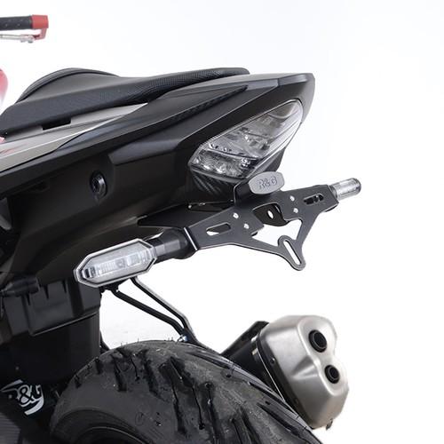 R/&G RACING TRANSPARENT BSB Series TANK PAD Honda CB500F