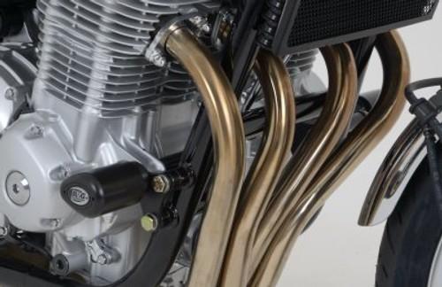 R/&G RACING PAIR FORK PROTECTORS Honda CB1100 2014