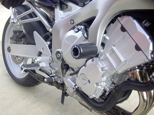600 CC Yamaha FZ6-S    2004 Fibre Exhaust Gasket