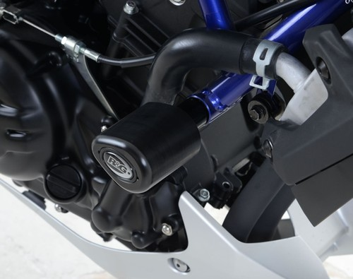 R/&G Racing Aero Crash Protectors to fit Yamaha YZF R6 2006-2014 Upper